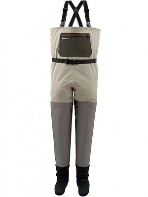 WADERS GoreTex SIMMS Headwaters stockingfoot SAGE tg. L 9 11 Fly fishing