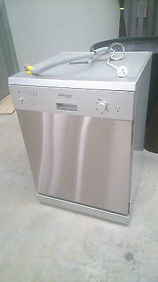 Belllissimo Stainless Steel Dishwasher Vdw6Ss-4