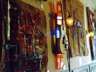 Warrior Soul Orig RocknRoll  Art Paintings for Bars/Restaurants by Kory Clarke