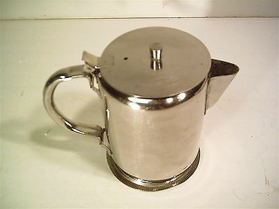 Used, Cream/Syrup/Water, Stainless, flared,4 Cup(32 oz),PITCHER,POURER,DISPENSER
