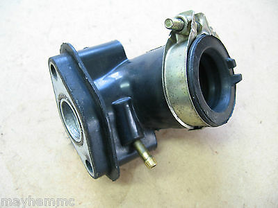 Lintex Jet Ht50 Qt39 Carb Intake Rubber Inlet Manifold   *fast Postage*
