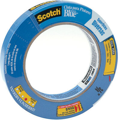 """Scotch Safe-Release Painter's Masking Tape-.75""""X60yd"""