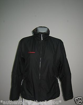 Mammut Womens Quilted Light Weight Jacket Size L Good for the upcoming spring!