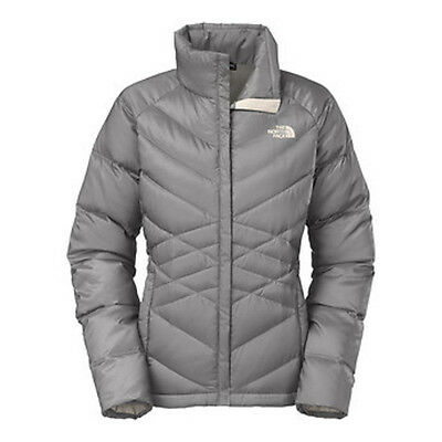 The North Face Women's Aconcagua Down Jacket - Pache Grey CLEARANCE