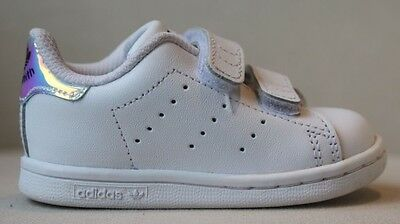Adidas Baby Stan Smith White Sneakers Eu 20 Uk 4