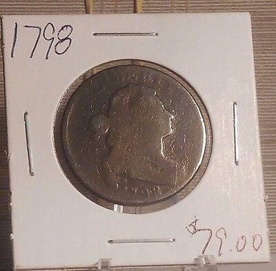 1798 Draped Bust Large Cent  Priced to Sell