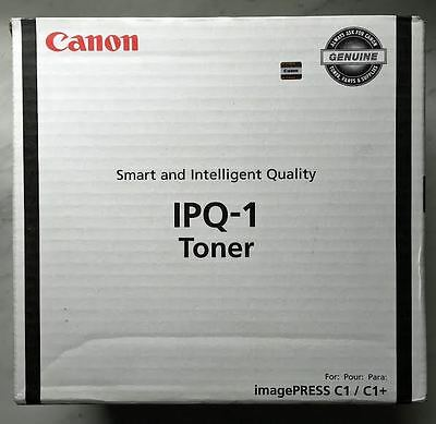 Canon  0397B003AA (IPQ-1) Black Toner Cartridge