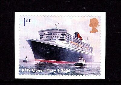 GB 2004 Ocean Liners 1st. Class Self Adhesive SG 2455 Unmounted mint