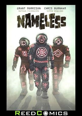 NAMELESS GRAPHIC NOVEL New Paperback by Grant Morrison Collects Issues #1-6