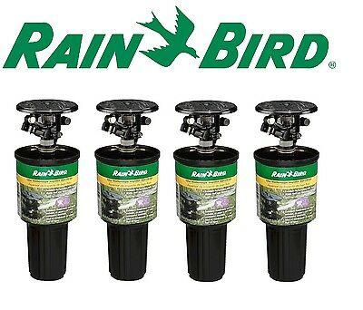 New Lot Of 4 Rain Bird Lg-3 Pop-Up Impact Rotor Sprinkler Lawn Water Irrigation