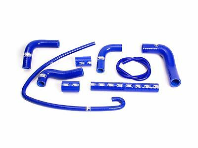 DUC-11 fit Ducati Monster S4 RS 2006-2009 Samco Silicon Rad Hoses & Clips