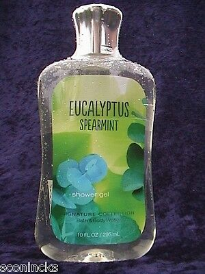 Bath & Body Works Douchegel Eucalyptus Spearmint Shower Gel 295 ml