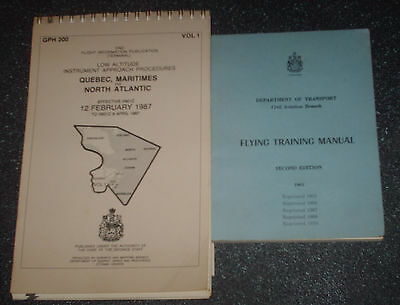 2 Old Aviation Manuals