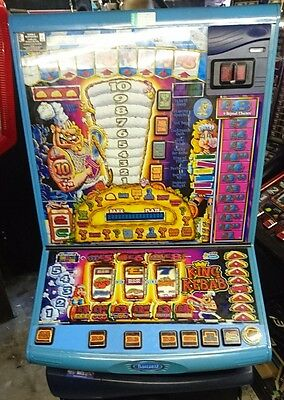 Barcrest King Kebab Fruit Machine 10P Play £8 Jackpot