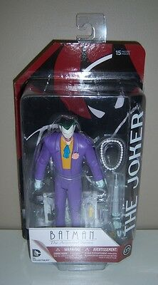 DC Collectibles Batman The Animated Series THE JOKER Action Figure  - NEW