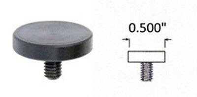 """Flat Button Indicator Tip 3-Pack 1/2"""""""
