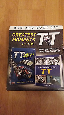Isle of Man TT Circuit Guide and greatest moments of the TT - John McGuiness