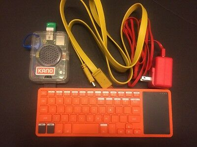 Kano Computer Kit - Raspberry Pi - Learn to Code / Coding