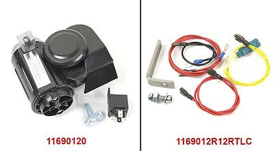 Hornig Nautilus / Wolo 419 Horn and Installation Kit - 2014+ R1200RT LC