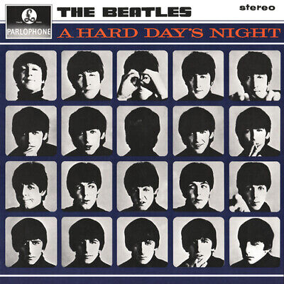 The Beatles : A Hard Day's Night CD Remastered Album (2009) Fast and FREE P & P