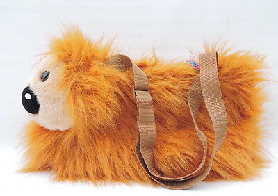 The Magic Roundabout Dougal Dog Plush Shoulder Bag Very Good Condition