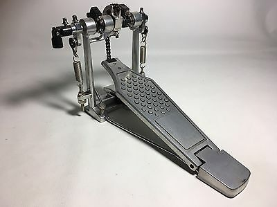 DOUBLE CHAIN DRIVEN BASS DRUM KICK PEDAL - Main Right Foot Pedal Only