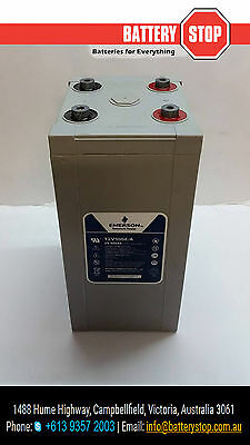 2 volt, 500 Amp, Deep Cycle Batteries, AGM, Solar, Stand Alone