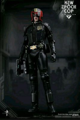 **shipping now** VTS TOYS  1/6th NEW EPOCH COP Judge Anderson from Dredd
