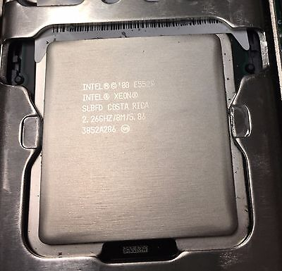 Intel Xeon E5520 2.26Ghz CPU