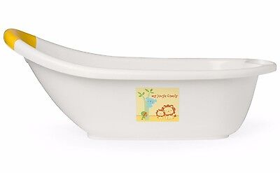 Mothercare My Jungle Family Bath Tub, Top N Tail Bowl and Thermometer