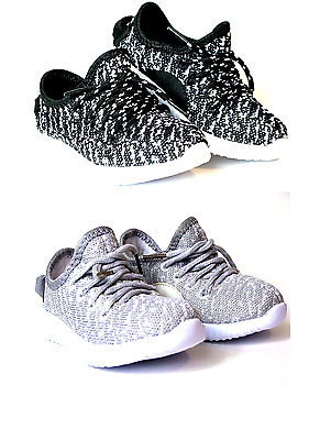 New Baby Toddler And Youth Kids Athletic Lace Up Shoes Tennis Joggers Running