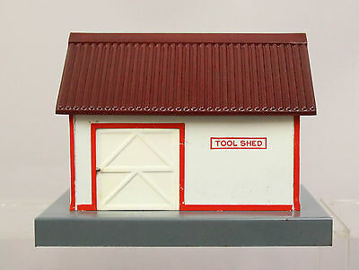 American Flyer S Gauge 585 Tool Shed - Boxed