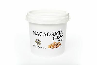 Macadamia Butter/paste - 800G Tub From 'nutworks' On The Sunshine Coast!