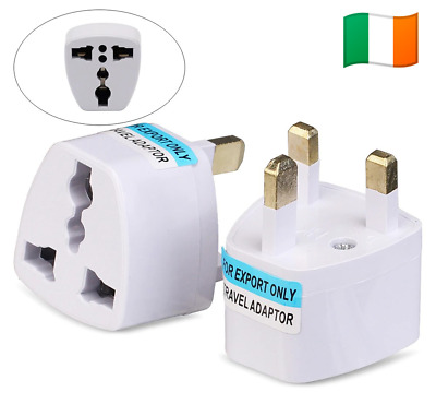 Universal World Charger Plug Sockets All-in-one Travel AC Power Adapter EU/UK/US