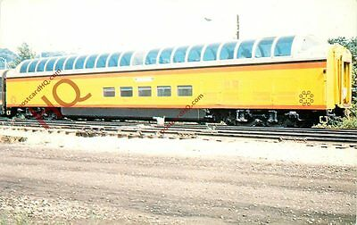 Postcard: CHESSIE'S SAFETY EXPRESS'S CAR NUMBER 20 'SUPER DOME'
