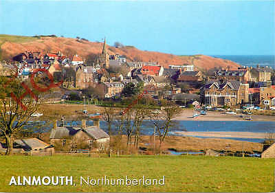Postcard: Alnmouth