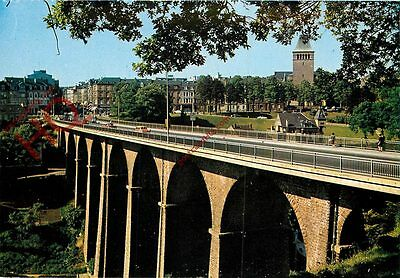 Postcard: Luxembourg, The Viaduct Or Old Bridge