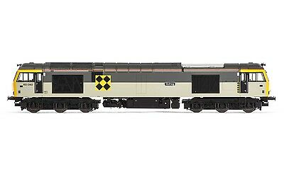 Hornby BR Sub-Sector Co-Co Diesel Electric 'Quinag' Class 60 OO Locomotive R3266