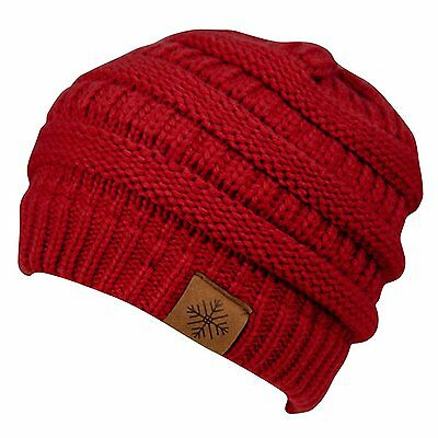 Angela & William LadyS Warm Beanie Free Size Red