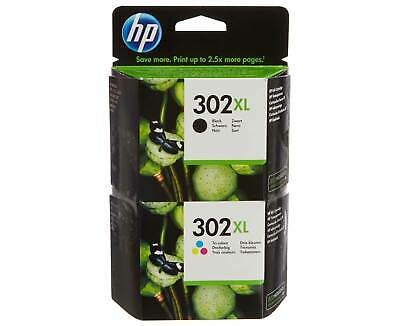 HP 302XL Combo Pack