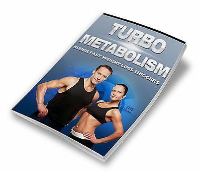 eBook-PDF Master Resell Rights Turbo Metabolism
