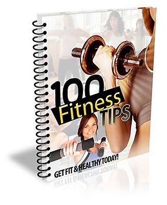 eBook-PDF Master Resell Rights 100 Fitness Tips