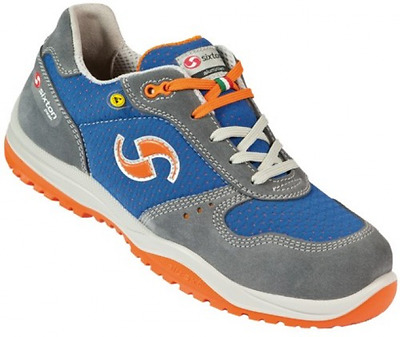 Chaussures Sixton Timba 91294-01 S1P 46 Protection Accident
