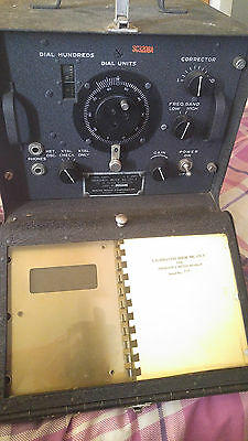 BC-221-T Frequency Meter Zenith Radio Corporation