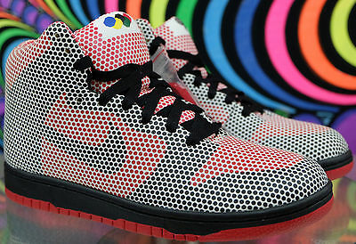 NIKE DUNK HIGH 1 PIECE PREMIUM OLYMPICS GR 39 24.5CM RAR SAMMLER (air force 1)