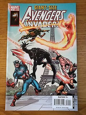 Avengers Invaders Giant Size #1