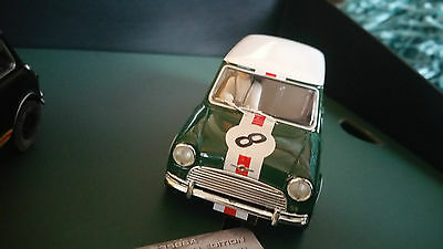 Scalextric 1964 Atcc Mini Cooper #8 Brian Foley From Set C3586A *new / Unboxed*