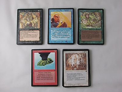Mtg Legends 75-Card Complete Common Set Nm Unplayed Chain Lightning Darkness