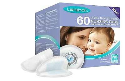 Lansinoh Disposable Nursing Pads (Pack of 240 Pieces) Pack of 240