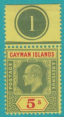 Cayman Islands  Mnh**  28  Hinged On Tab Only  No Faults Superb !